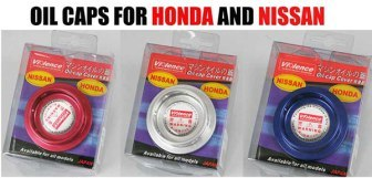 HONDA OIL CAPS
